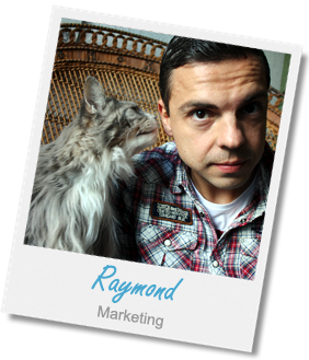 Raymond - Marketing